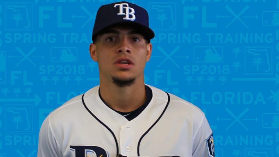 Adames optimista en Rays