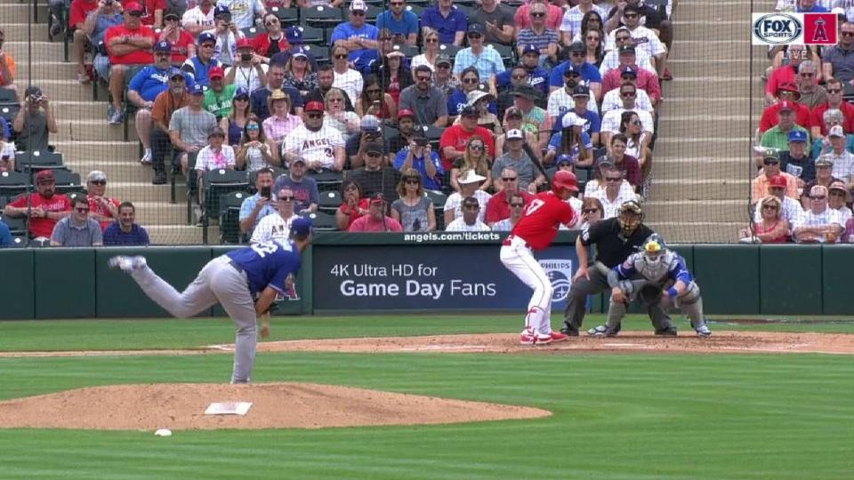 Kershaw strikes out Ohtani