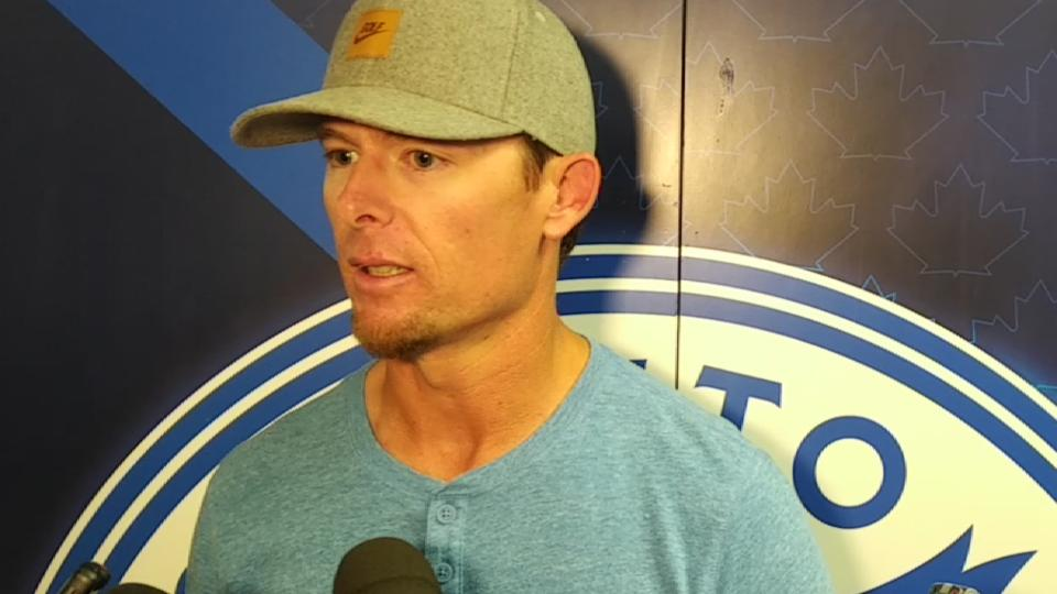 Clippard on signing with Jays