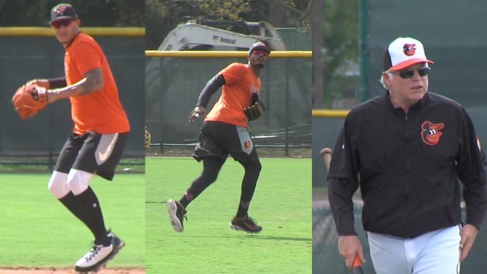 Orioles ready to make a 2018 run