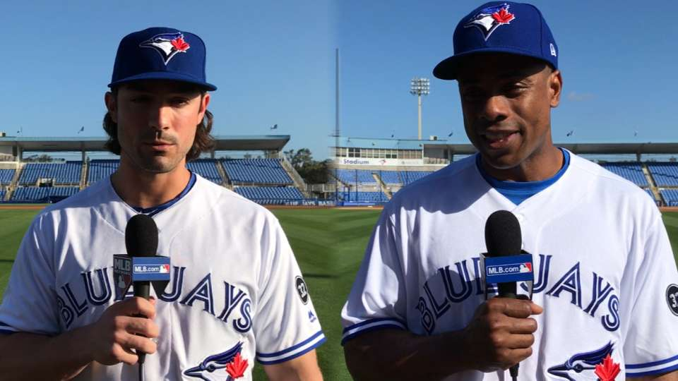 Blue Jays look to make noise