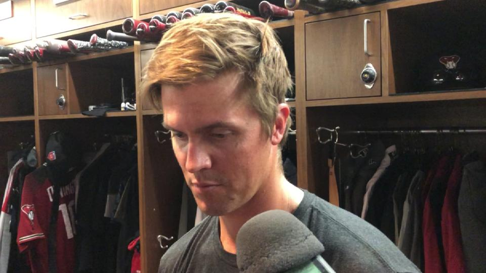 Greinke on concern over velocity
