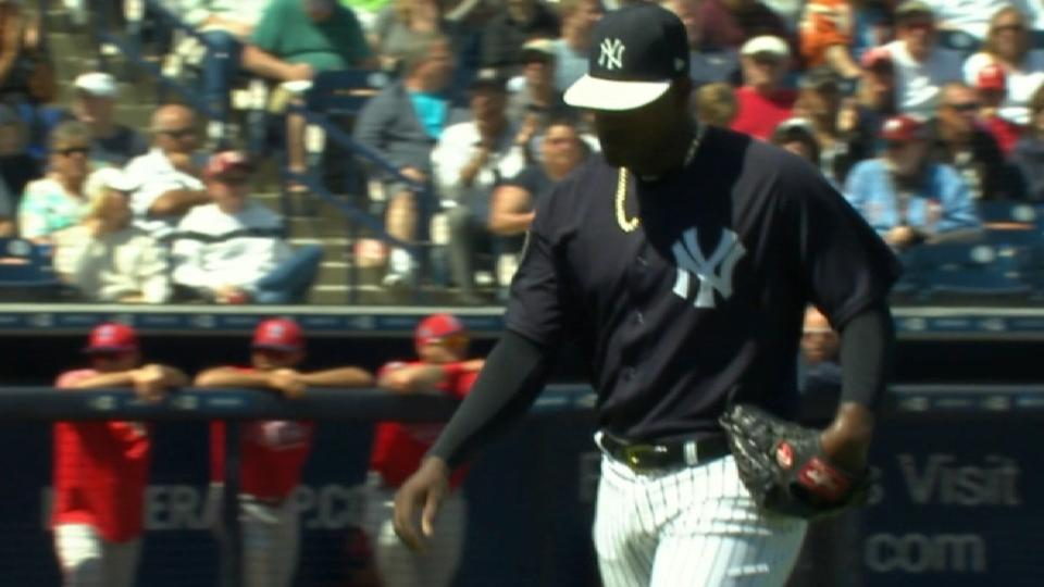 Severino's strong spring debut