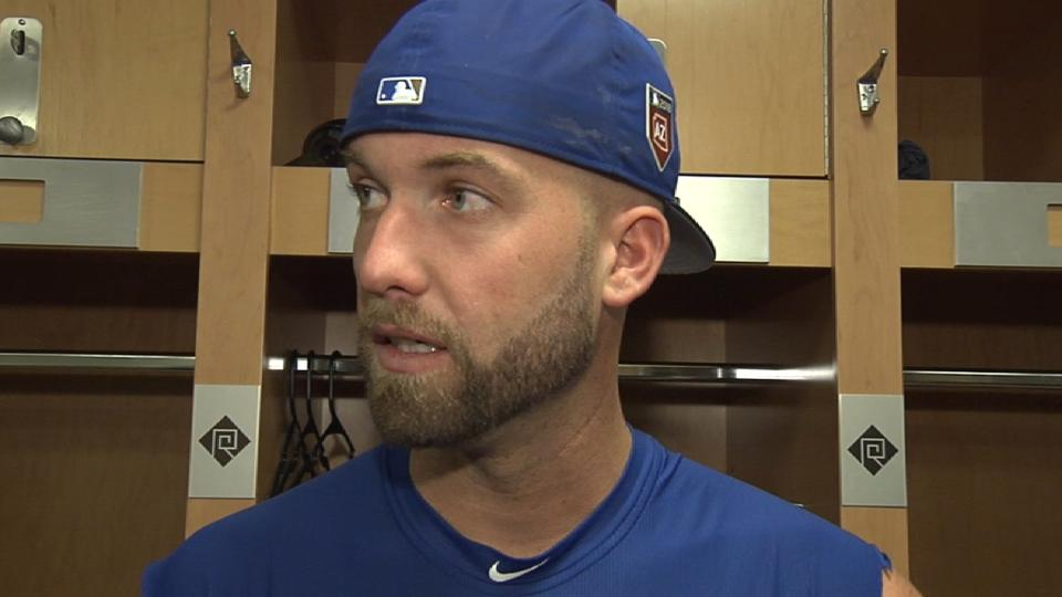 Duffy on outing vs. White Sox