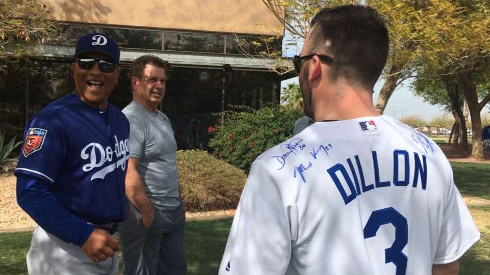 Roberts on meeting Austin Dillon