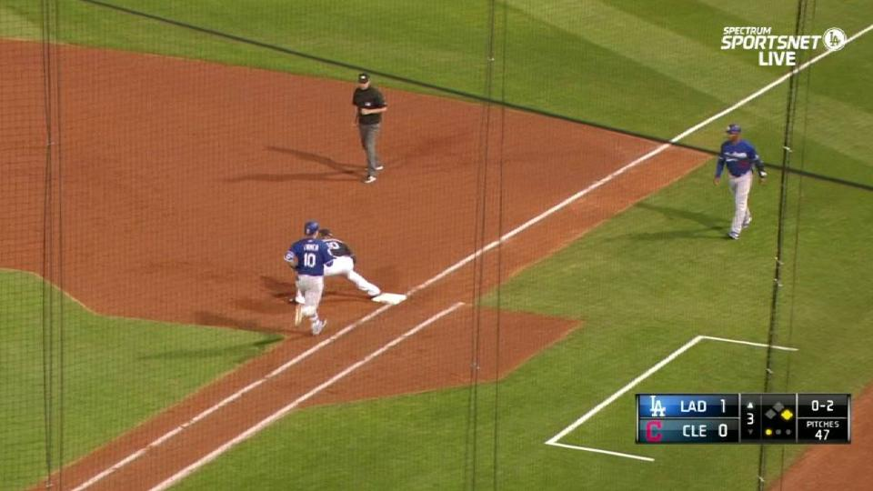Tomlin induces a double play
