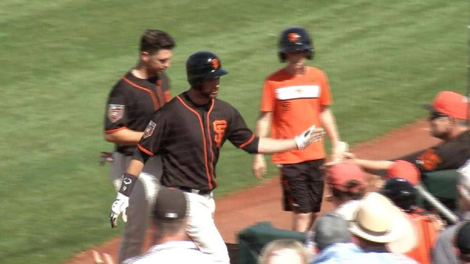 Belt's two-run homer