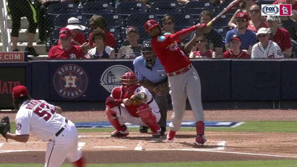 Jo. Martinez's two-run homer