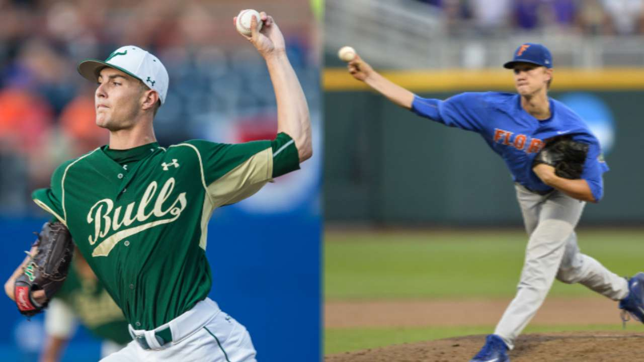 mlb draft projections The college baseball season is now just a few weeks away, but with practices beginning, scouts from across the country will flock to diamonds looking to get a glimpse at some of the nation's premier prospects as our 2018 college season preview kicks off, it's time to unveil our top 100 college.