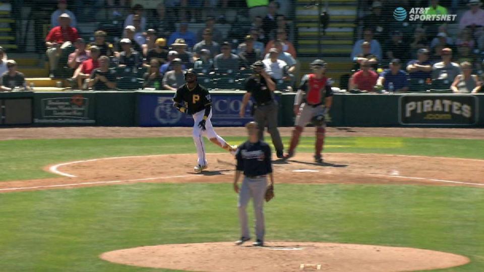 Polanco's solo home run
