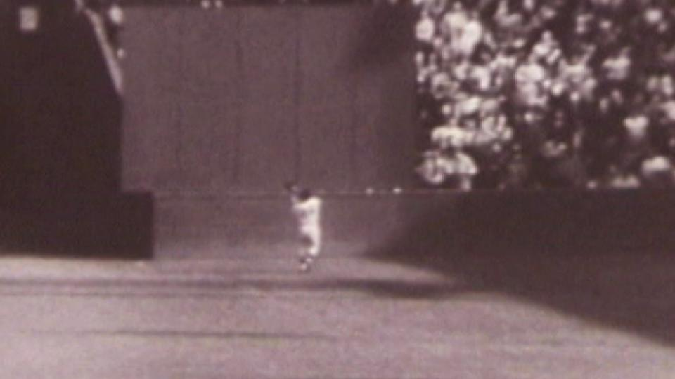 BB Moments: Willie Mays' Catch