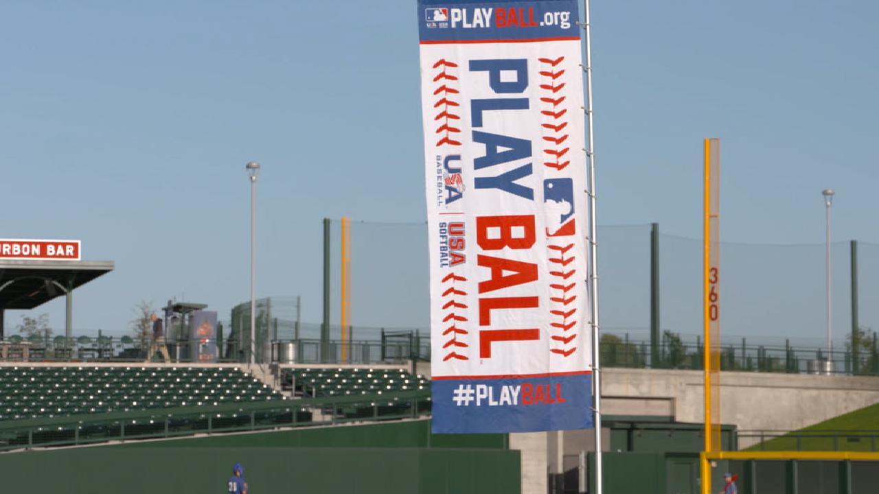 Play Ball events held in Arizona, Florida | MLB.com