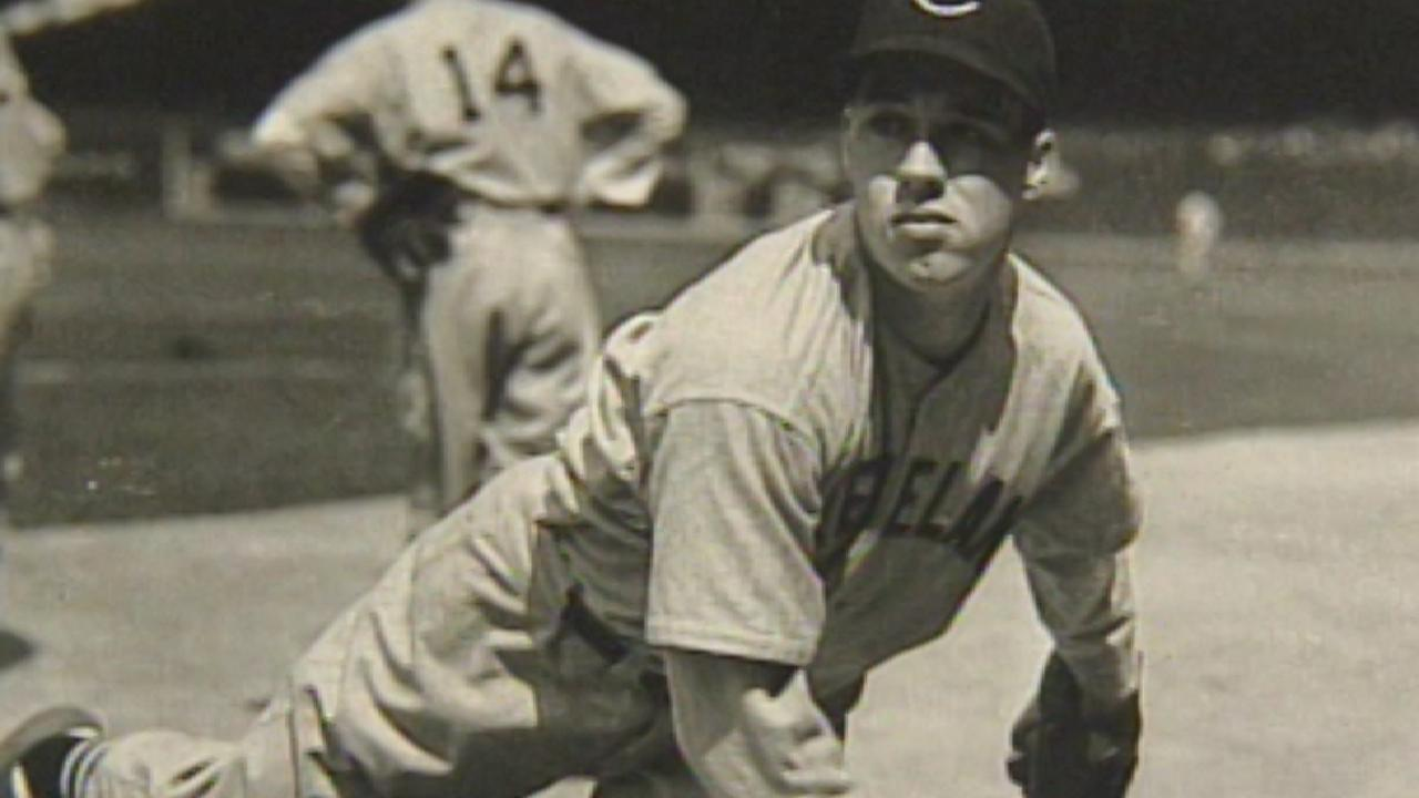 730bde3a55a TBT  Bob Feller tosses the one and only Opening Day no-hitter