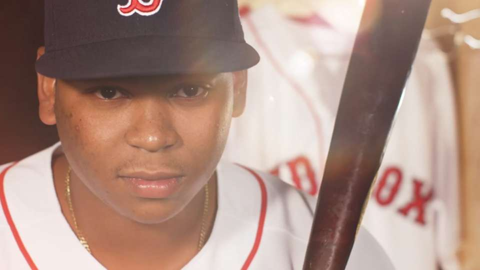 There's more to Rafael Devers