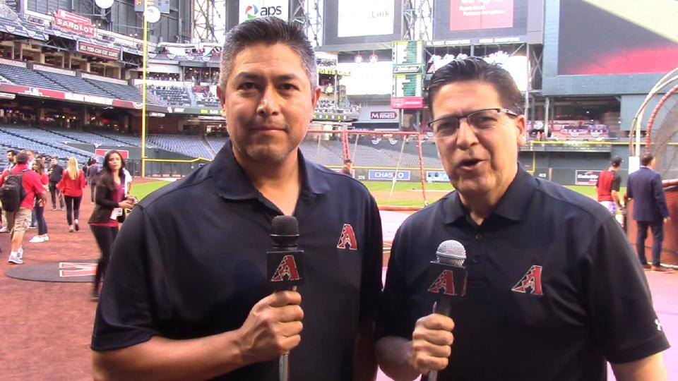 Previa D-backs Opening Day