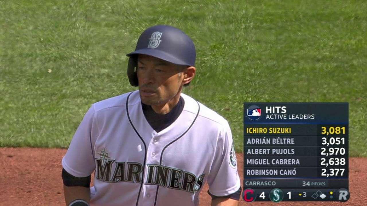 Mariners' Ichiro Suzuki robs home run | MLB.com