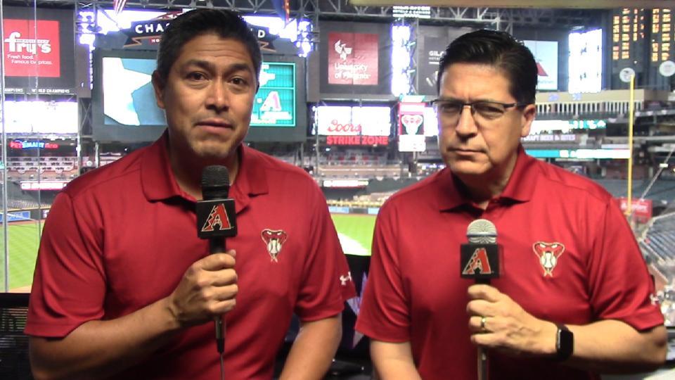 Soria y Lopez sobre D-Backs