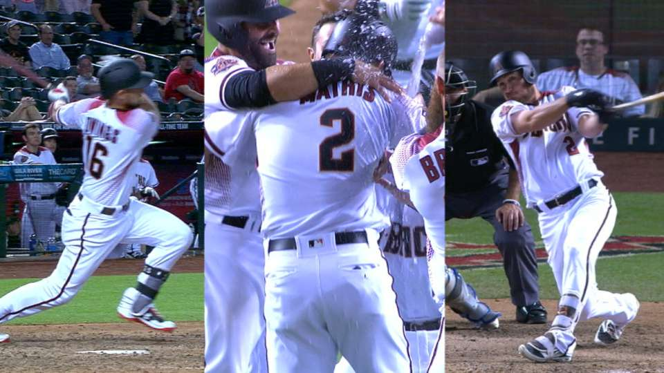 Must C: D-backs win in 15th