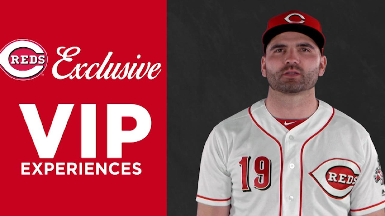 Vip packages cincinnati reds you can be a reds vip m4hsunfo