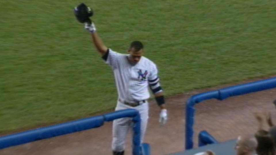 A-Rod homers twice in 7th