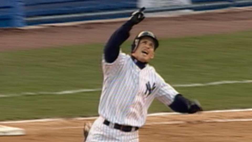 Crosby homers in Yankees debut