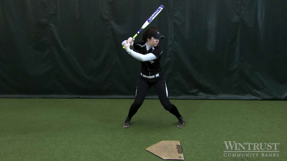 Hitting tips from Kathy Young