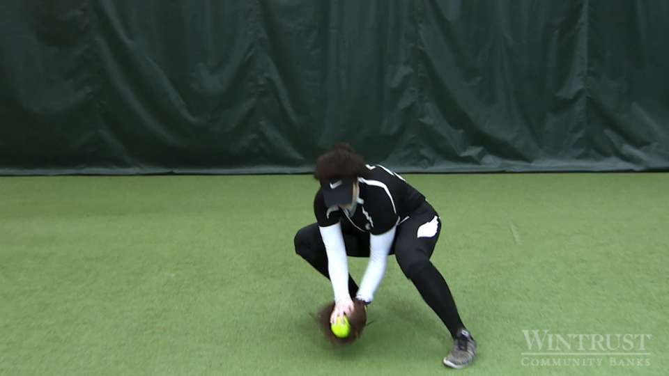 Infield defense tips
