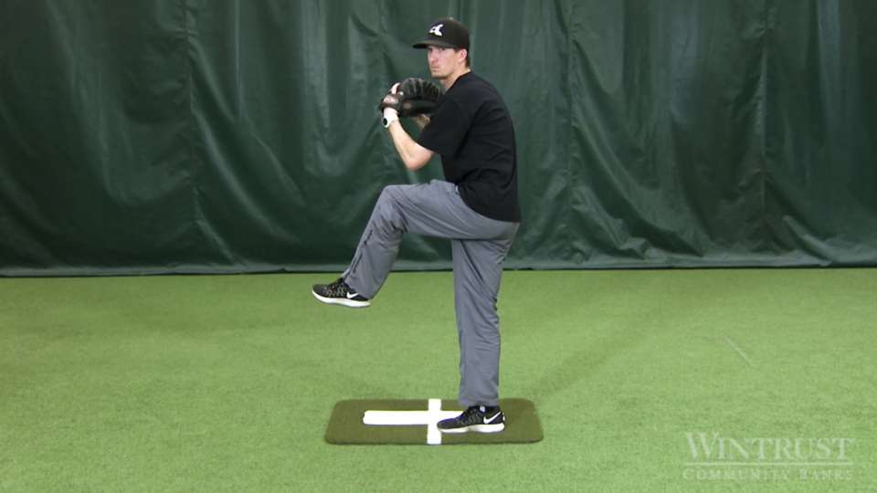 Pitching tips from Michael Huff