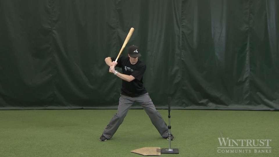 Hitting tips from Michael Huff