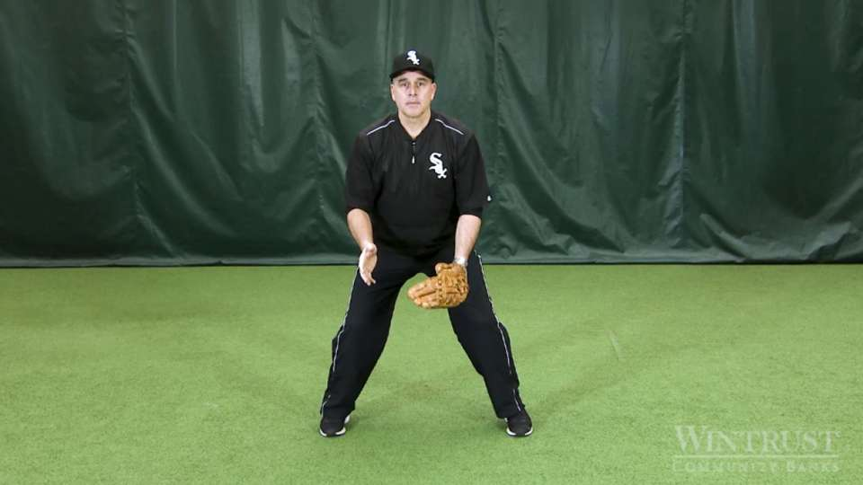 Huff's outfield defense tips