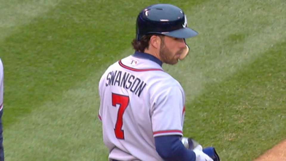 Swanson acaricia el ciclo