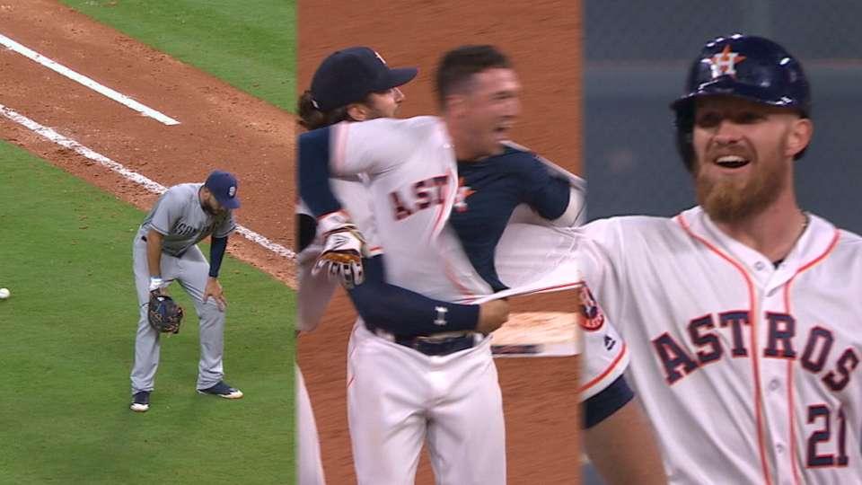 Must C: Astros' walk-off victory