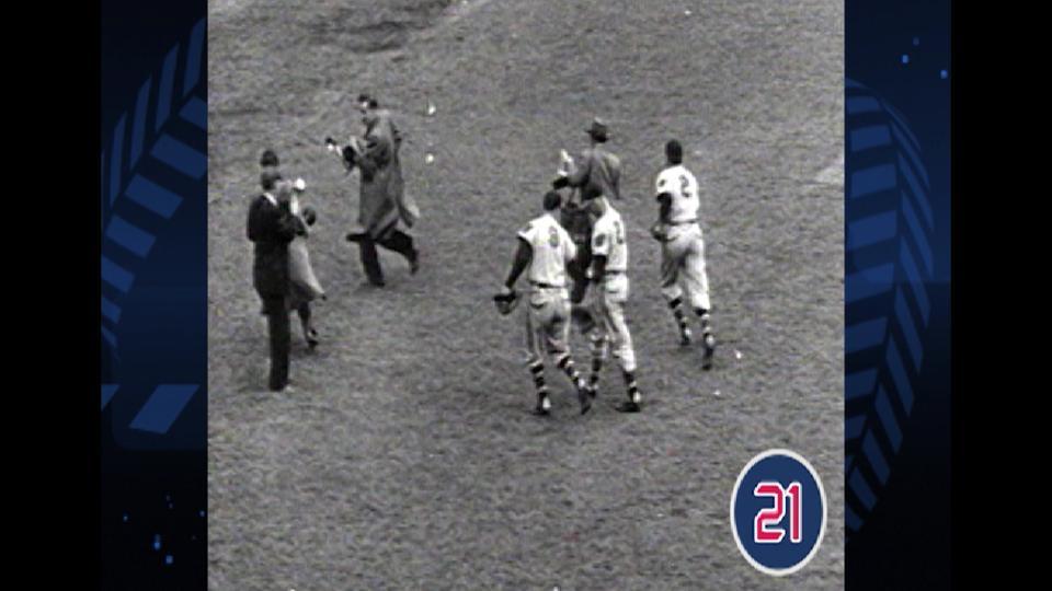 Braves: Warren Spahn, No. 21