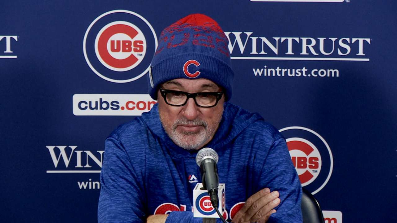 Maddon on high-scoring win