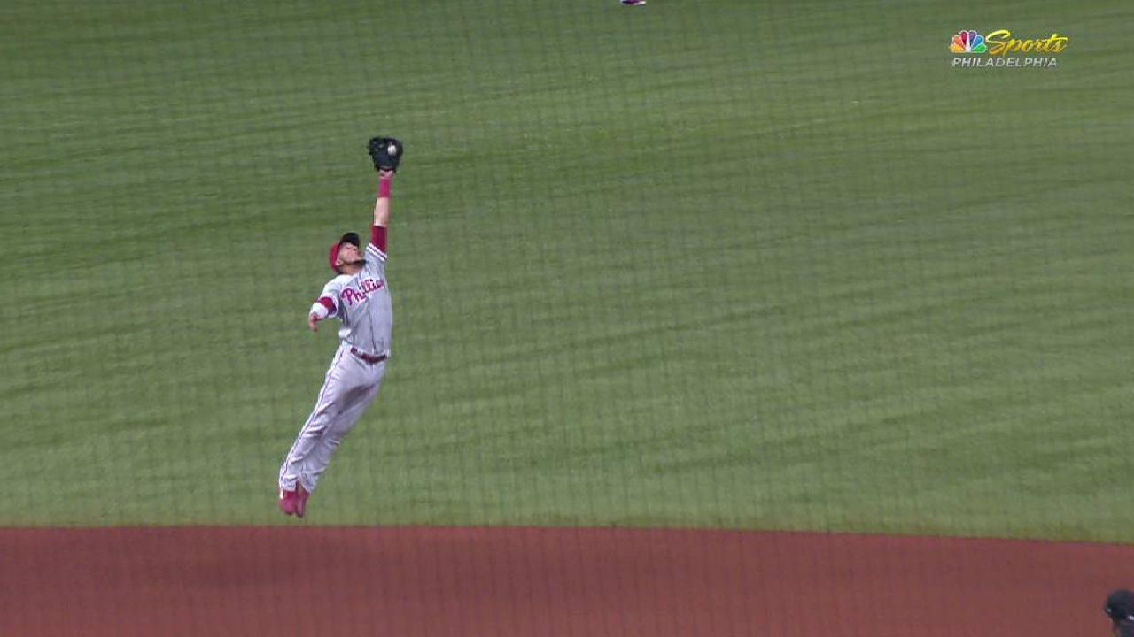 Crawford's great leaping grab