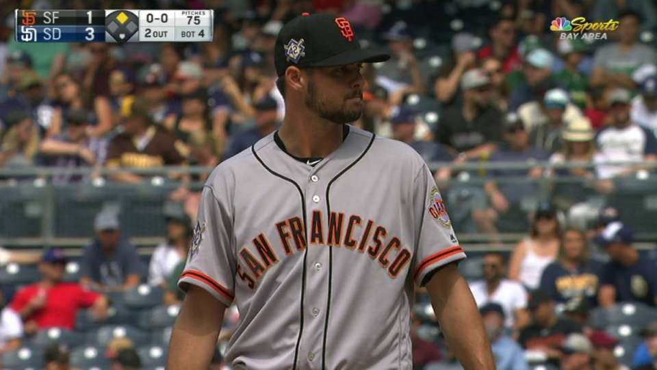 Beede fans Lucchesi