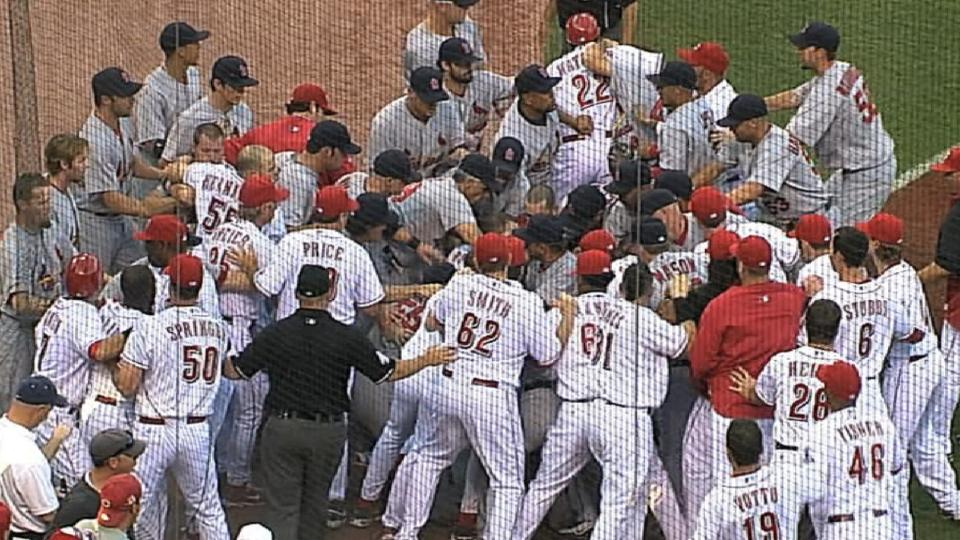 Must C: Tempers flare in Cincy