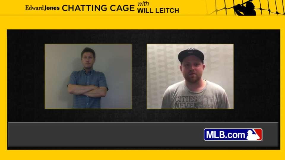 Fan Portal: Will Leitch