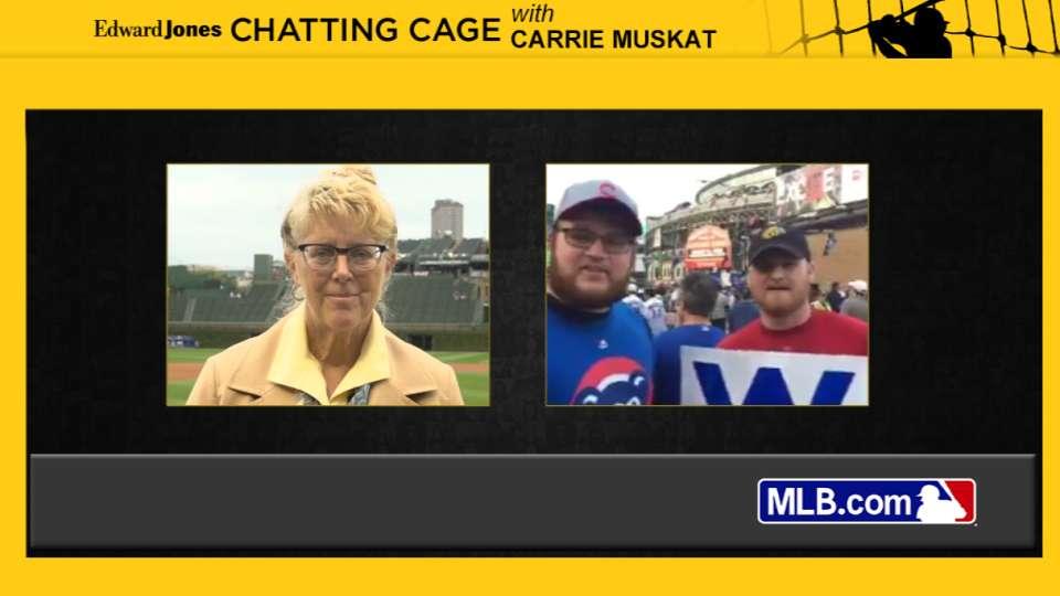 Fan Portal: Carrie Muskat