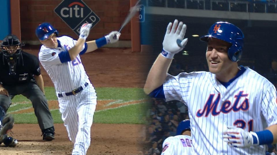 Frazier hammers two home runs