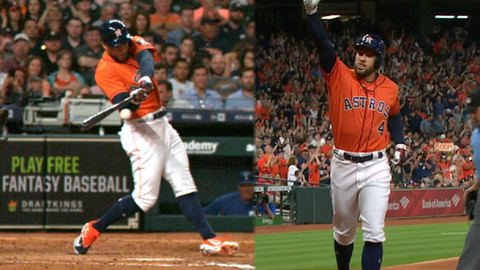 Must C: Springer's pair of HRs