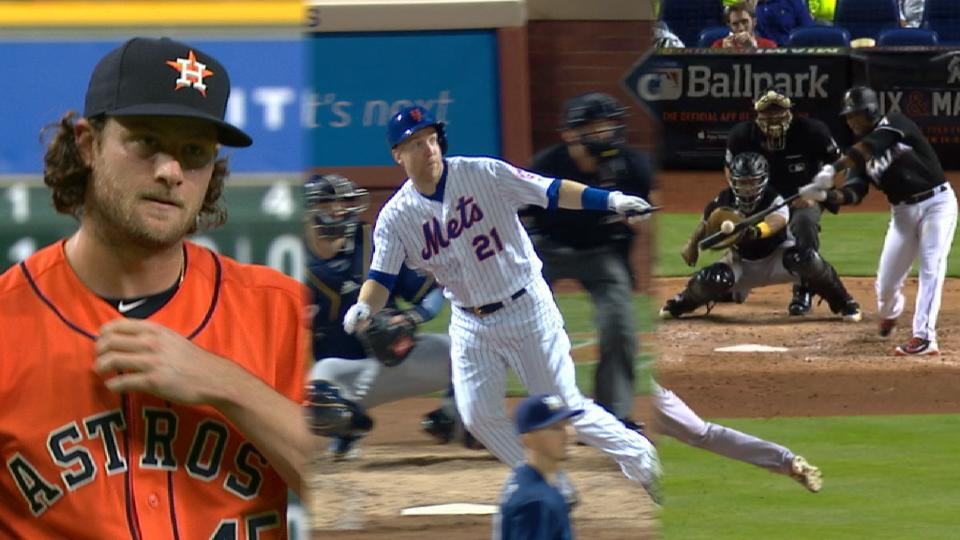 Real Fast: Mets, Astros stay hot