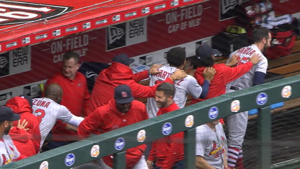 Garcia's two-homer day vs. Reds
