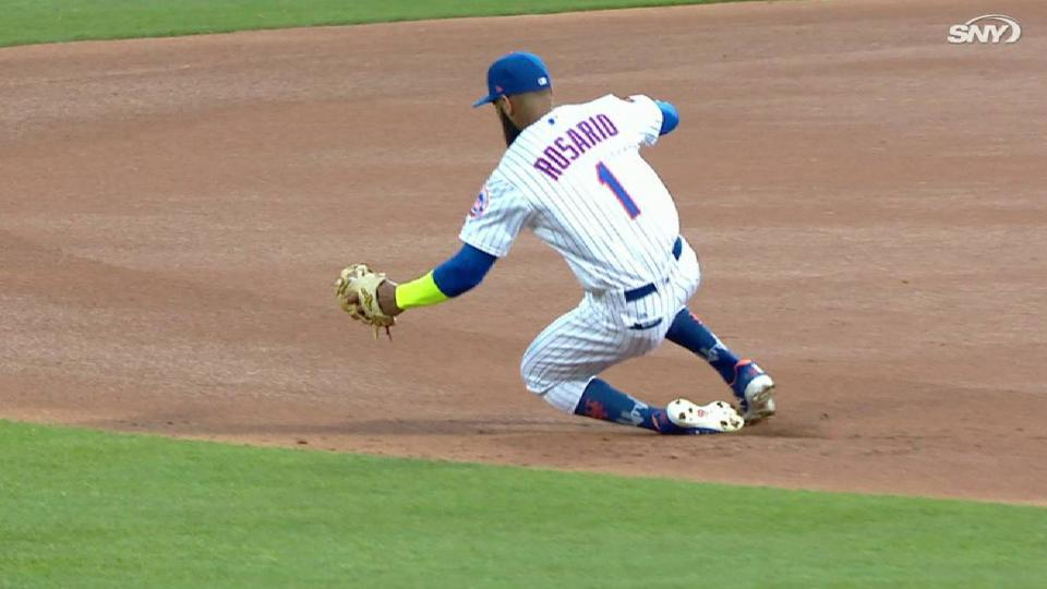 Rosario's smooth sliding play