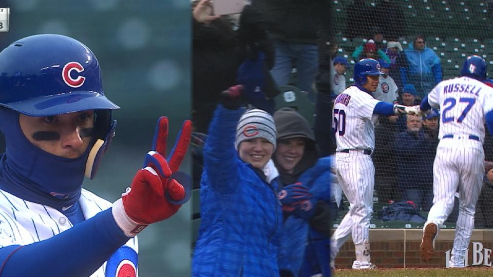 Must C: Cubs rally in the rain