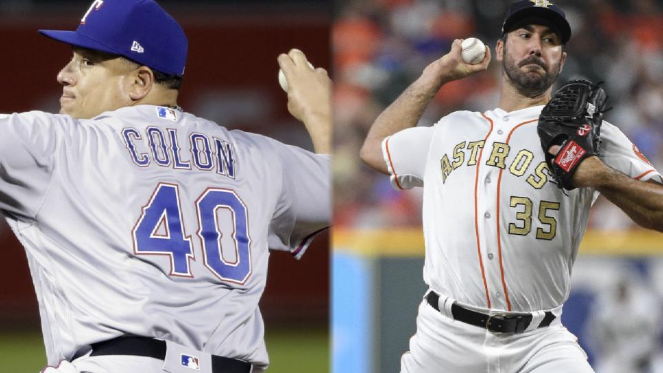 Colon vs. Verlander