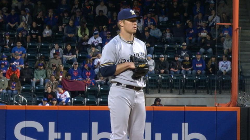 Anderson's strong one-run outing