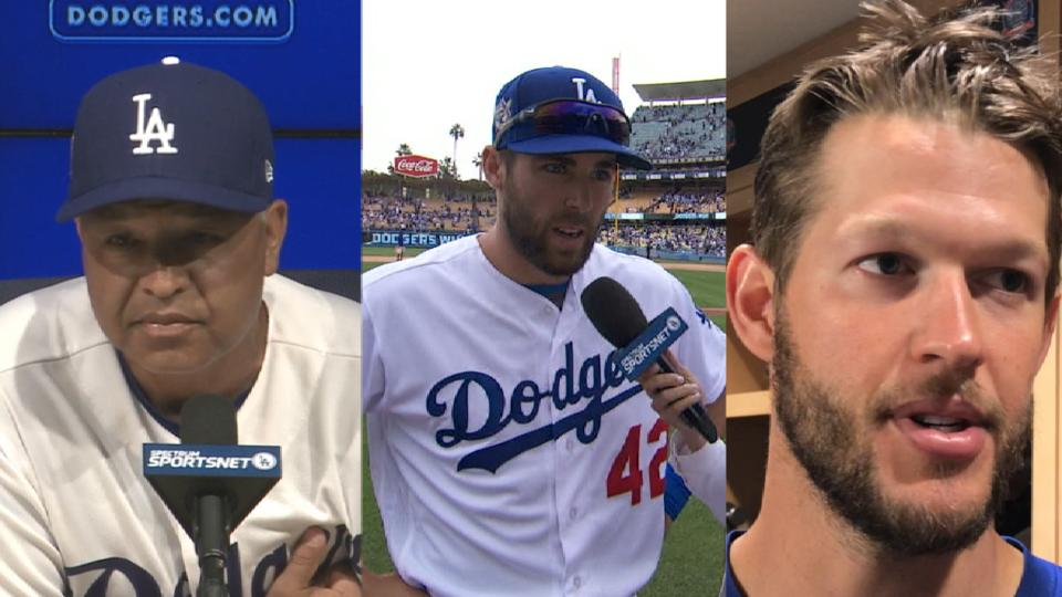 Dodgers on 7-2 victory
