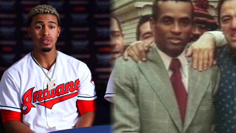Lindor reflects on Clemente
