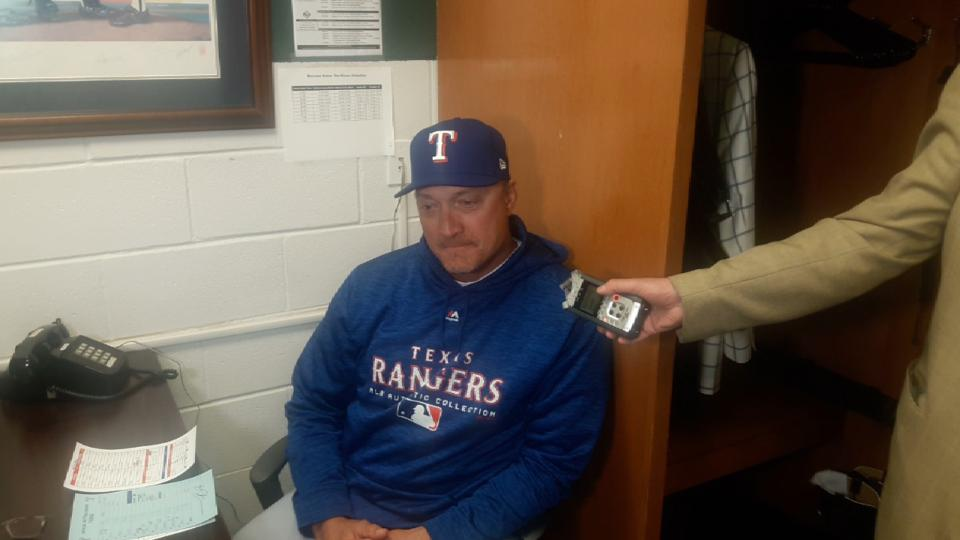 Banister on win in series finale